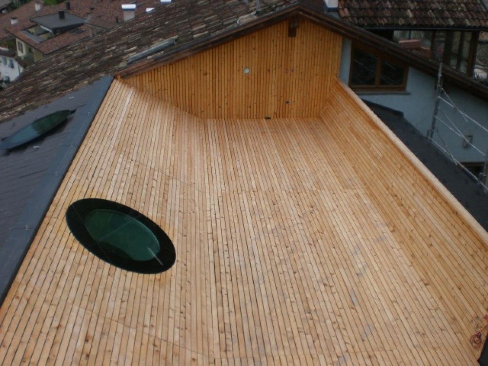 Emejing Tetto A Terrazza Ideas - Home Design Inspiration ...